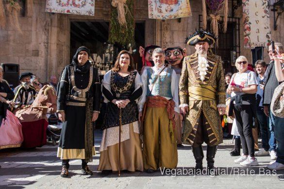 La Armengola pregona el Mercado Medieval de Orihuela 68
