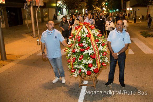 Ofrenda floral en Pilar de la Horadada 123