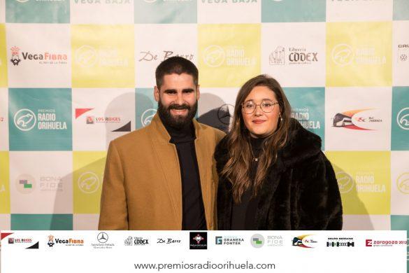 Emoción, diversión y magia en la II edición de los Premios Radio Orihuela 62