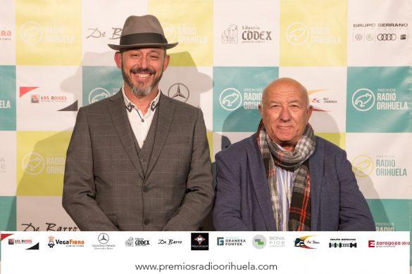 Emoción, diversión y magia en la II edición de los Premios Radio Orihuela 63