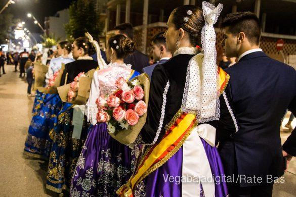 Ofrenda floral en Pilar de la Horadada 125