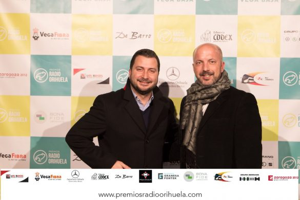 Emoción, diversión y magia en la II edición de los Premios Radio Orihuela 64