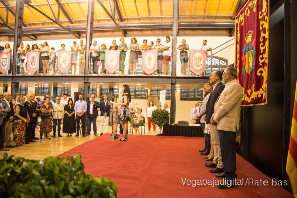 El Ayuntamiento homenajea a los cargos festeros de los Moros y Cristianos 16