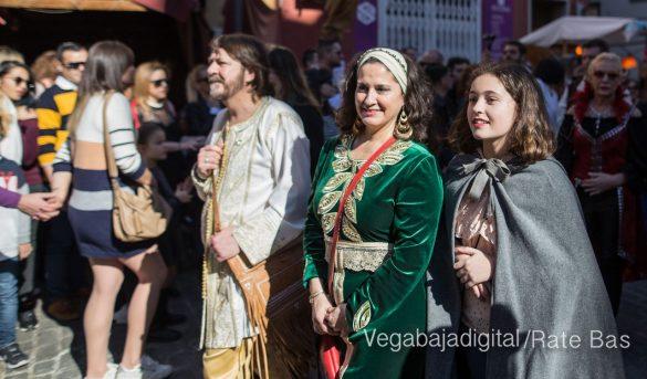La Armengola pregona el Mercado Medieval de Orihuela 69