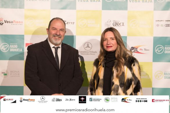 Emoción, diversión y magia en la II edición de los Premios Radio Orihuela 65