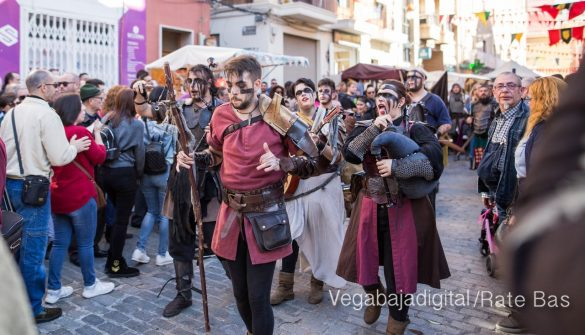 La Armengola pregona el Mercado Medieval de Orihuela 70