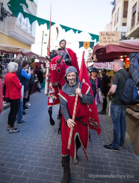 Orihuela está inmersa en su XXII Mercado Medieval 75