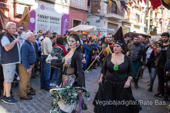 La Armengola pregona el Mercado Medieval de Orihuela 71