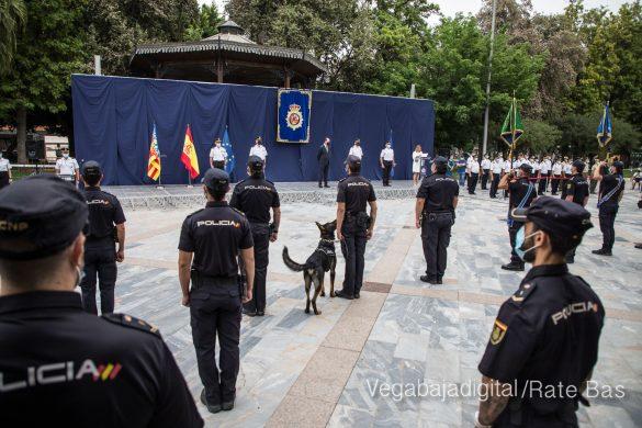FOTOGALERÍA | Entrega de bastón de mando al Comisario de la Policía Nacional de Orihuela 41