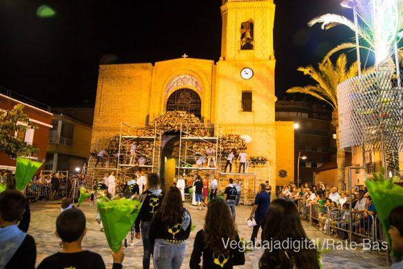 Ofrenda floral en Pilar de la Horadada 127