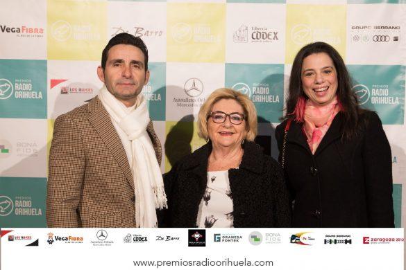 Emoción, diversión y magia en la II edición de los Premios Radio Orihuela 66