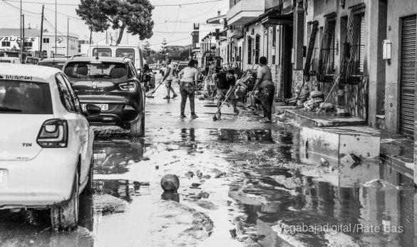 """La histórica """"Riada del 19"""" en imágenes 79"""