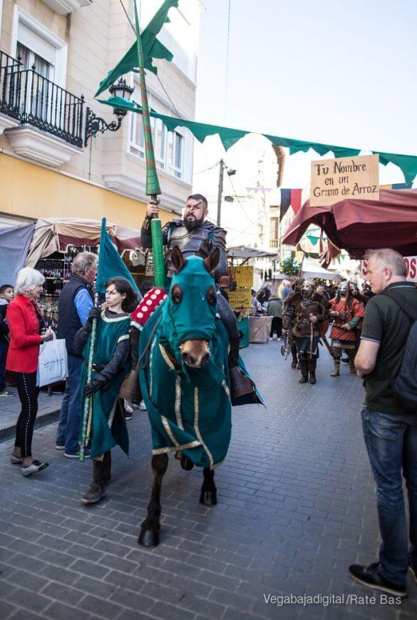 Orihuela está inmersa en su XXII Mercado Medieval 74
