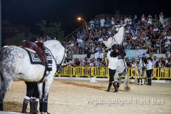 La espectacularidad de los caballos hechiza a los asistentes a FEGADO 59