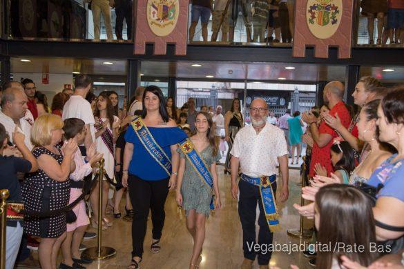 El Ayuntamiento homenajea a los cargos festeros de los Moros y Cristianos 20