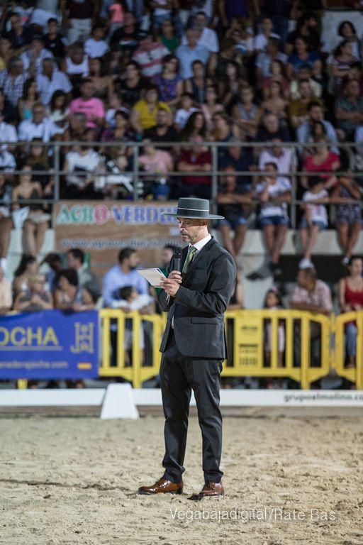 La espectacularidad de los caballos hechiza a los asistentes a FEGADO 58
