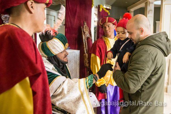 Los Reyes Magos se reencuentran con los niños de Orihuela 63