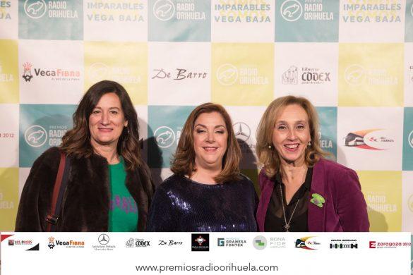 Emoción, diversión y magia en la II edición de los Premios Radio Orihuela 68