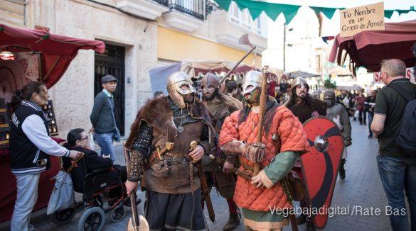 Orihuela está inmersa en su XXII Mercado Medieval 73