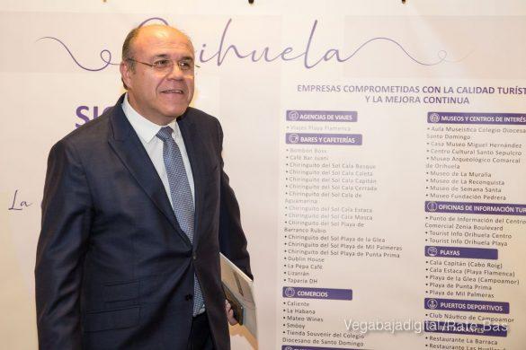 Turismo reconoce a 59 negocios y servicios de Orihuela con las distinciones SICTED 12