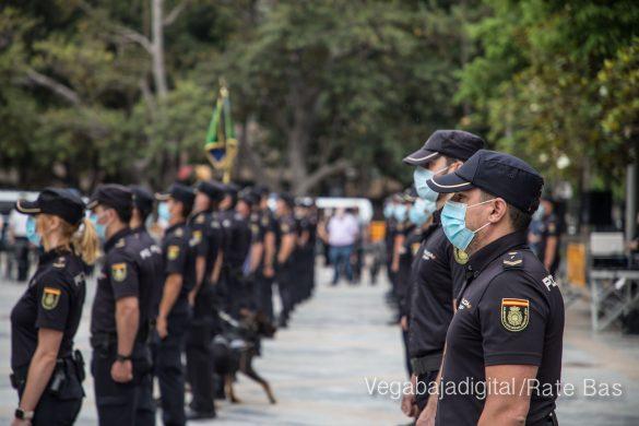 FOTOGALERÍA | Entrega de bastón de mando al Comisario de la Policía Nacional de Orihuela 42