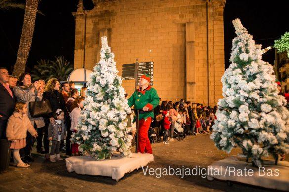 Papá Noel llena de ilusión a Orihuela 49