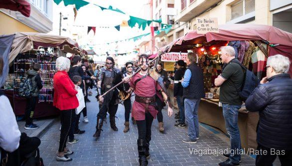 Orihuela está inmersa en su XXII Mercado Medieval 72