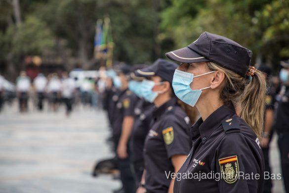 FOTOGALERÍA | Entrega de bastón de mando al Comisario de la Policía Nacional de Orihuela 43