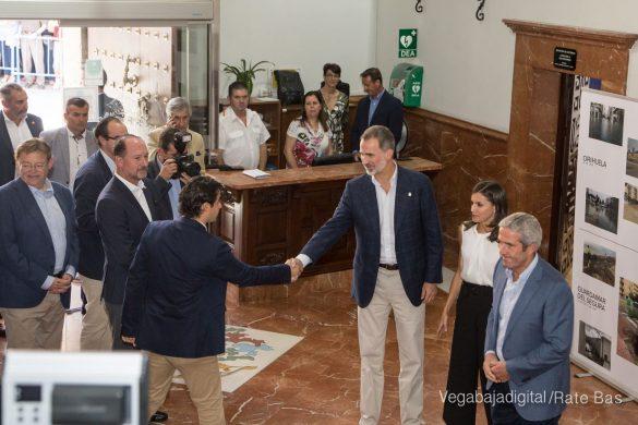 Los Reyes Felipe y Letizia visitan Orihuela 35
