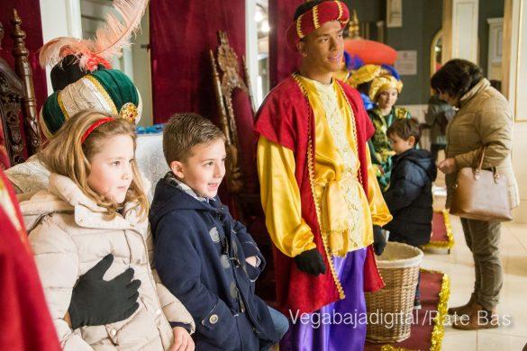 Los Reyes Magos se reencuentran con los niños de Orihuela 64