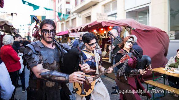 Orihuela está inmersa en su XXII Mercado Medieval 71