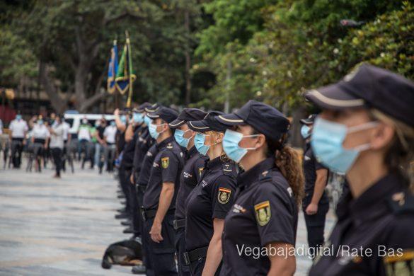 FOTOGALERÍA | Entrega de bastón de mando al Comisario de la Policía Nacional de Orihuela 44
