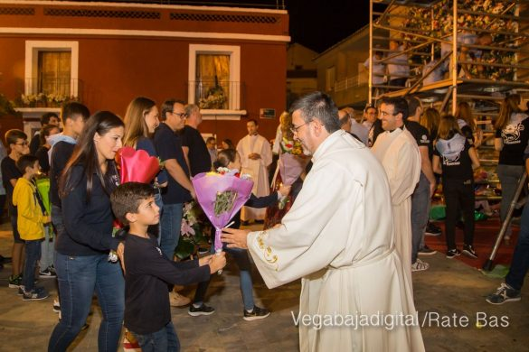 Ofrenda floral en Pilar de la Horadada 131