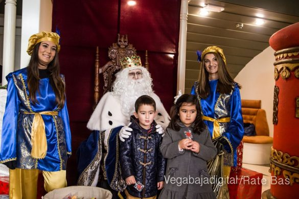Los Reyes Magos se reencuentran con los niños de Orihuela 66