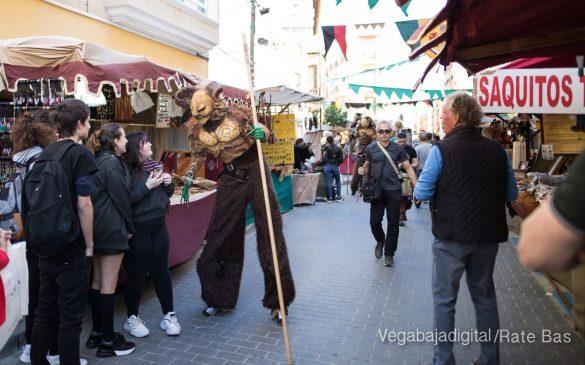 Orihuela está inmersa en su XXII Mercado Medieval 69
