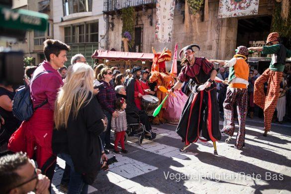La Armengola pregona el Mercado Medieval de Orihuela 76