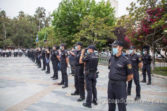 FOTOGALERÍA | Entrega de bastón de mando al Comisario de la Policía Nacional de Orihuela 45