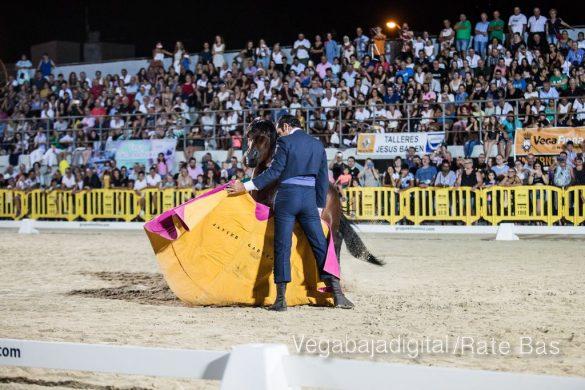 La espectacularidad de los caballos hechiza a los asistentes a FEGADO 52