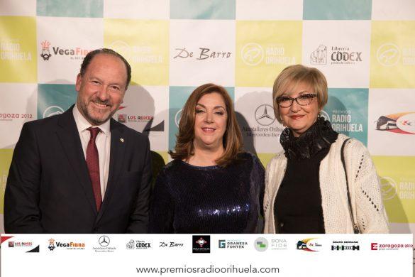 Emoción, diversión y magia en la II edición de los Premios Radio Orihuela 71