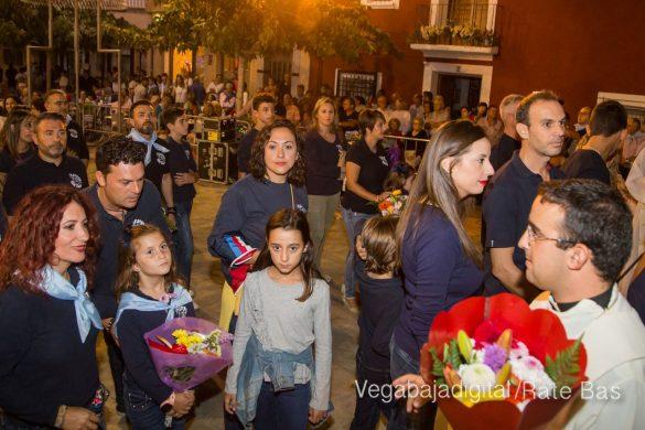 Ofrenda floral en Pilar de la Horadada 133