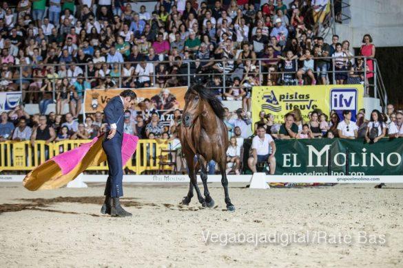 La espectacularidad de los caballos hechiza a los asistentes a FEGADO 51