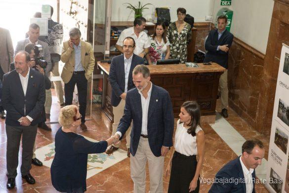 Los Reyes Felipe y Letizia visitan Orihuela 36