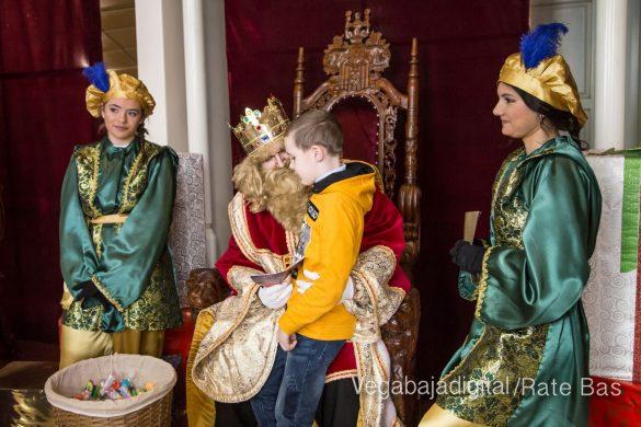 Los Reyes Magos se reencuentran con los niños de Orihuela 68
