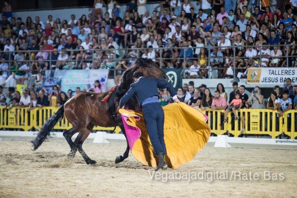 La espectacularidad de los caballos hechiza a los asistentes a FEGADO 50