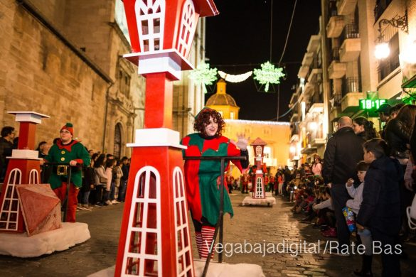 Papá Noel llena de ilusión a Orihuela 45