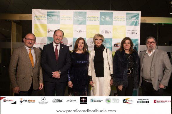 Emoción, diversión y magia en la II edición de los Premios Radio Orihuela 72