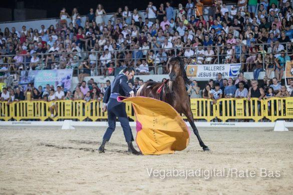 La espectacularidad de los caballos hechiza a los asistentes a FEGADO 49