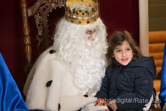 Los Reyes Magos se reencuentran con los niños de Orihuela 69