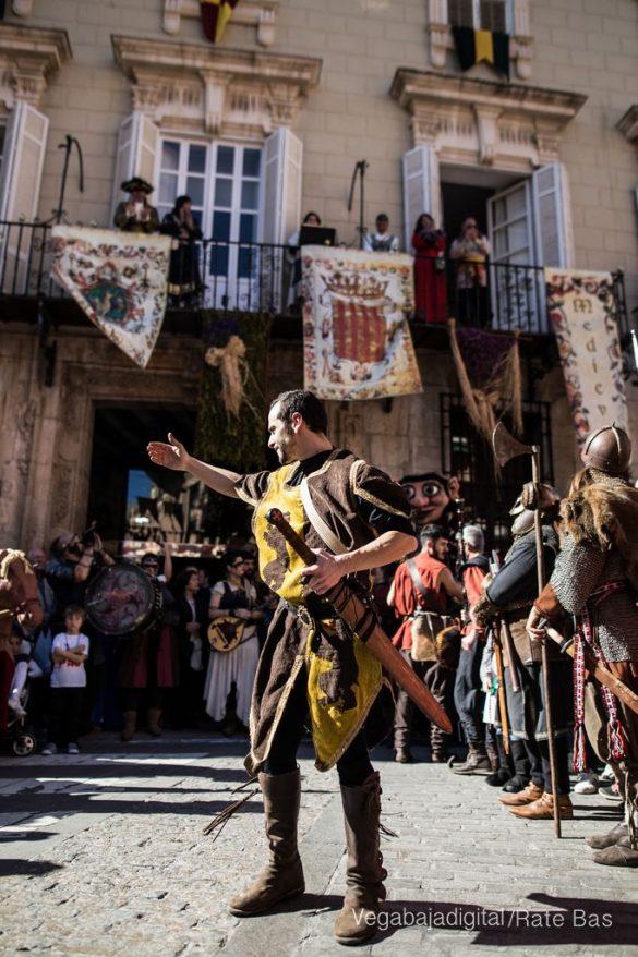 La Armengola pregona el Mercado Medieval de Orihuela 79