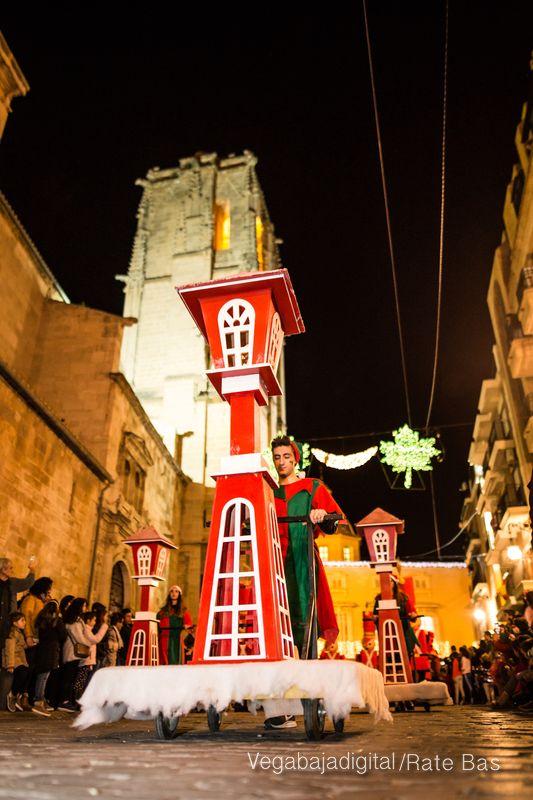 Papá Noel llena de ilusión a Orihuela 44